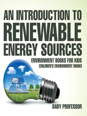 an introduction to sources of energy