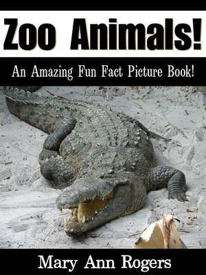 cover image of Zoo Animals