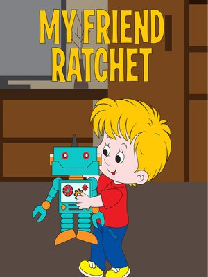 cover image of My Friend Ratchet