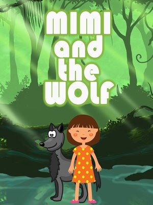 cover image of Mimi and the Wolf
