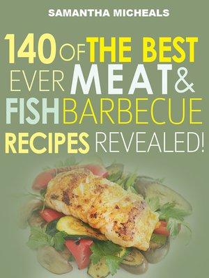 cover image of Barbecue Cookbook