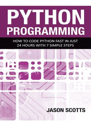 cover image of Python Programming