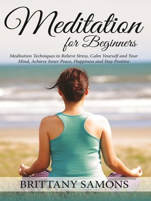 cover image of Meditation For Beginners