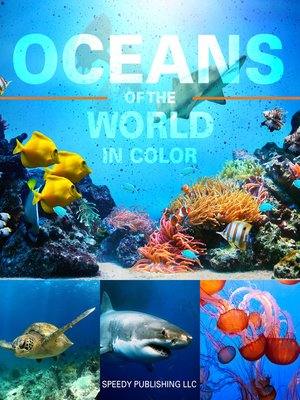 cover image of Oceans of the World In Color
