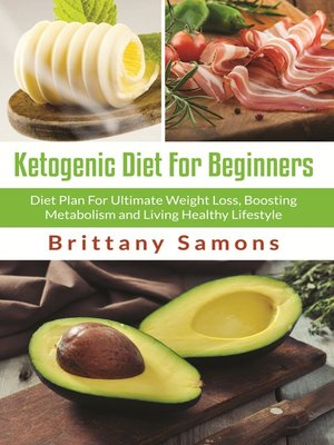 cover image of Ketogenic Diet For Beginners