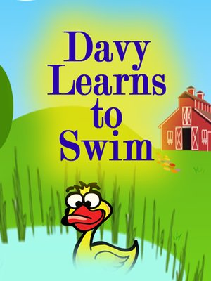 cover image of Davy Learns to Swim