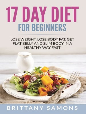cover image of 17 Day Diet For Beginners