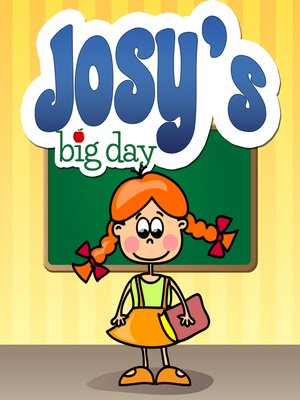 cover image of Josy's Big Day