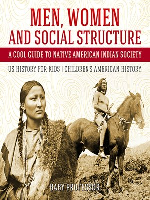 cover image of Men, Women and Social Structure: A Cool Guide to Native American Indian Society