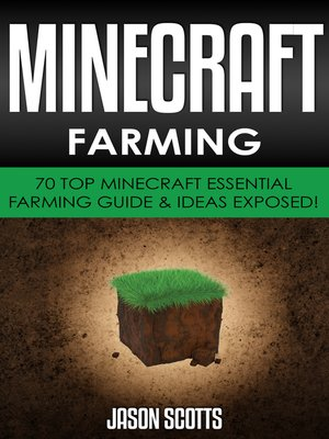 cover image of Minecraft Farming