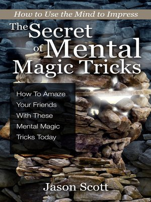 cover image of The Secret of Mental Magic Tricks