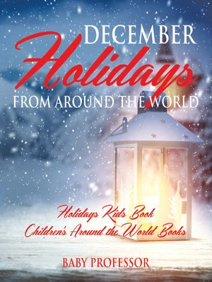 cover image of December Holidays from around the World
