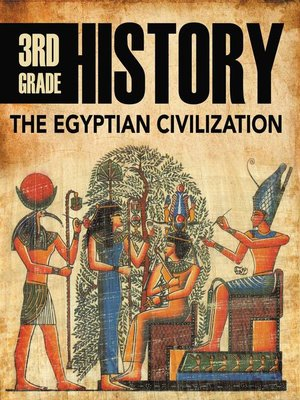 cover image of 3rd Grade History - The Egyptian Civilization