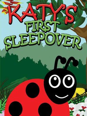 cover image of Katy's First Sleepover