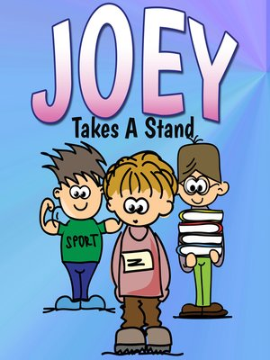 cover image of Joey Takes a Stand