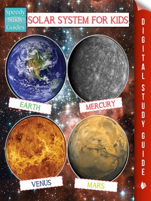 cover image of Solar System For Kids