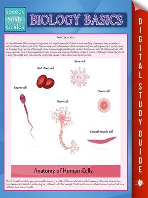 cover image of Biology Basics