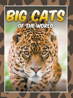 cover image of Big Cats of the World