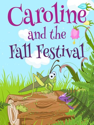 cover image of Caroline and the Fall Festival