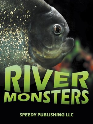 cover image of River Monsters