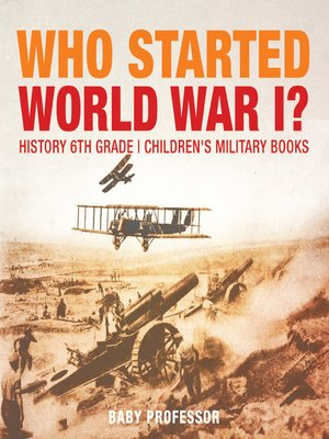 cover image of Who Started World War 1?