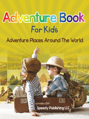 cover image of Adventure Book For Kids