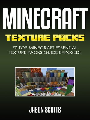cover image of Minecraft Texture Packs
