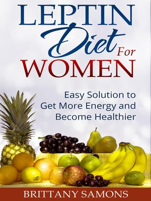 cover image of Leptin Diet For Women