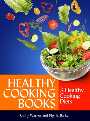 cover image of Healthy Cooking Books