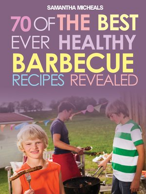 cover image of BBQ Recipe Book