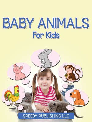 cover image of Baby Animals For Kids