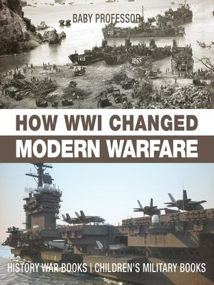 cover image of How WWI Changed Modern Warfare