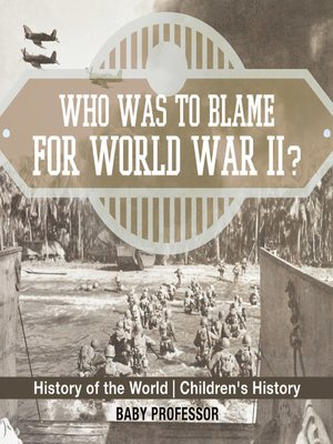 cover image of Who Was to Blame for World War II?