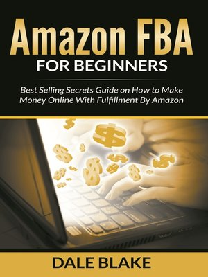 cover image of Amazon FBA For Beginners