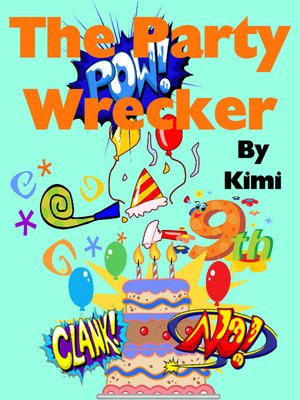 cover image of The Party Wrecker
