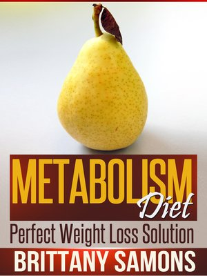 cover image of Metabolism Diet