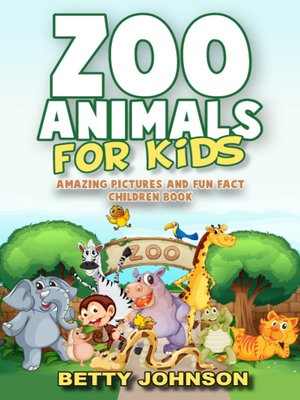 cover image of Zoo Animals for Kids