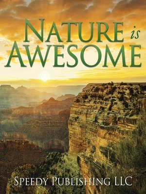 cover image of Nature is Awesome