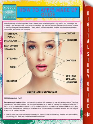cover image of How to Apply Make Up Guide