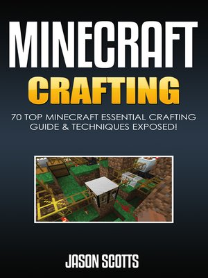 cover image of Minecraft Crafting