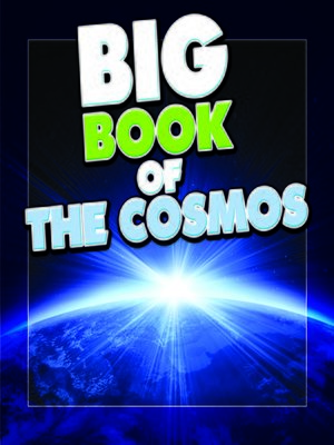 cover image of Big Book of the Cosmos for Kids
