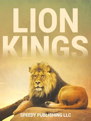 cover image of Lion Kings