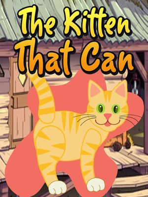 cover image of The Kitten That Can