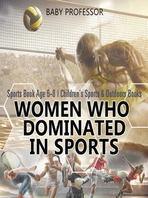 cover image of Women Who Dominated in Sports