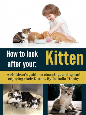 cover image of How to Look After Your Kitten