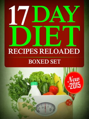 cover image of 17 Day Diet Recipes Reloaded