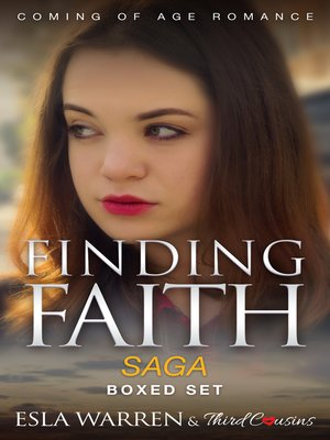 cover image of Finding Faith, Boxed Set