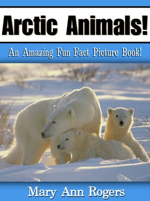 cover image of Arctic Animals