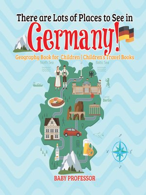 cover image of There are Lots of Places to See in Germany!
