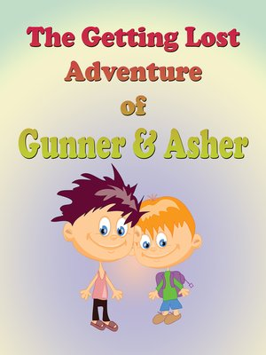 cover image of The Getting Lost Adventure of Hunter and Ashton